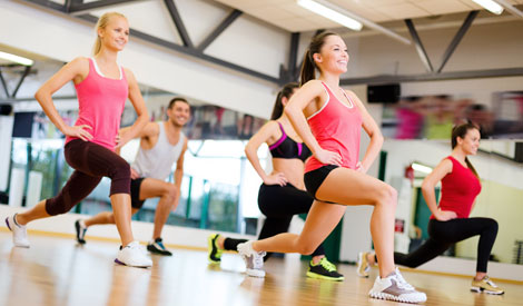 About Group Fitness Page Image