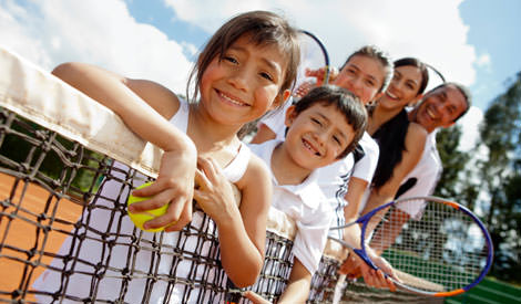Tennis Programs Page Image
