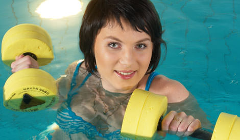 Aquatic Exercise Page Image