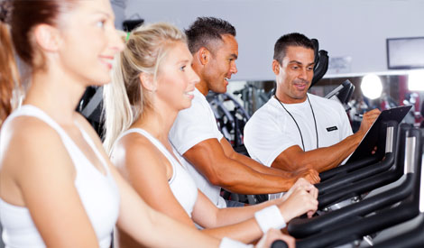 Gym Employment Page Image