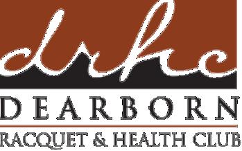 Dearborn Racquet & Health Club Logo