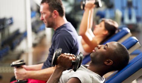 Gym Membership Page Image