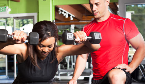 Personal Trainer Page Image