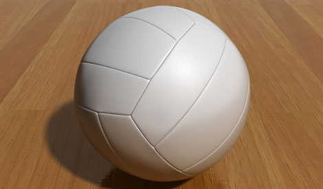 Wallyball - Volleyball Alternative